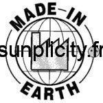 Logo Made in Earth
